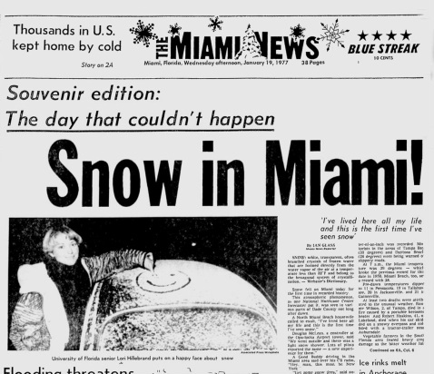 The Miami News, Jan. 19 1977