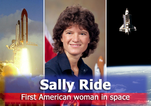 On this day in Florida history - June 18, 1983 - Sally Ride.