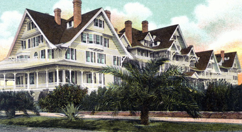 Belleview Biltmore in its heyday