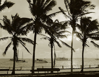 Biscayne Bay, sometime between 1910 and 1920