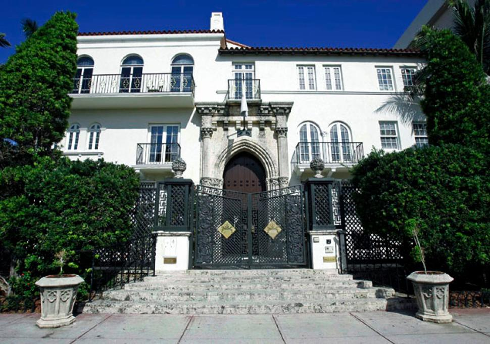 July 15 1997 Killer Gigolo Guns Down Gianni Versace At South Beach Mansion Florida History Network Your One Stop Source For Celebrating And Preserving Florida S Past Today