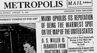 Miami Daily Metropolis, Jan. 14, 1918