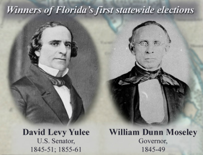 On This Day In Florida History May 26 1845 Florida Holds Its