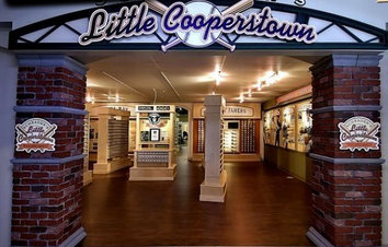 Little Cooperstown exhibit at St Petersburg Museum of History